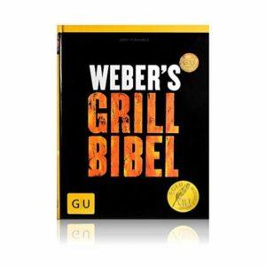 Geschenkideen für Männer - Platz-8 - Weber s Grillbibel