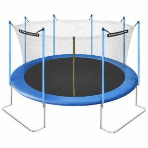 Geschenkideen für Jungen - Platz-9_Ultrasport Gartentrampolin Jumper inklusive Sicherheitsnetz
