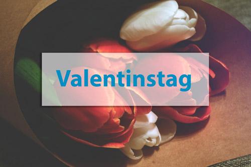 Geschenkideen zum Valentinstag
