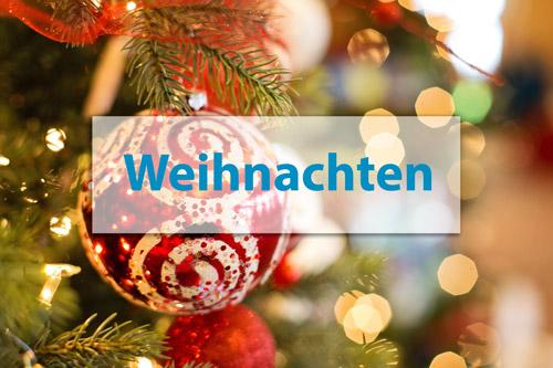 Geschenkideen für Weihnachten